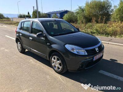 used Dacia Sandero 1,6MPI Fulloptiones