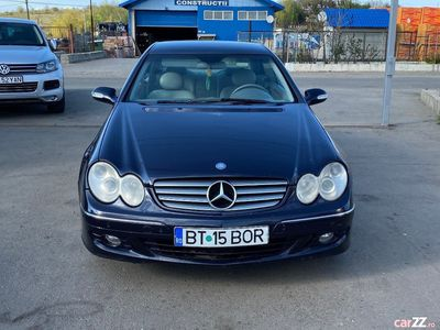 second-hand Mercedes CLK270 cdi 2004 accept variante !!!