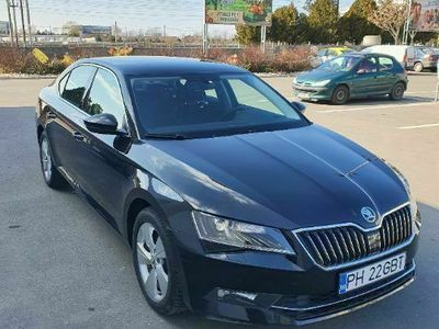 second-hand Skoda Superb 2.0