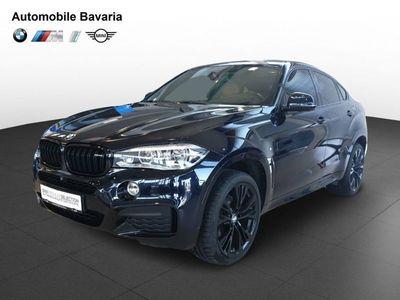 second-hand BMW X6 xDrive30d M Sport Edition