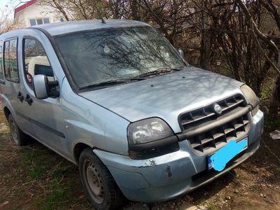 second-hand Fiat Doblò 2004.diesel