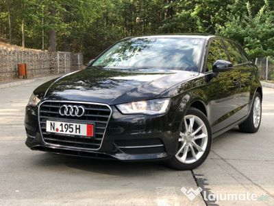second-hand Audi A3 • 2015 • EURO 6 • 110CP