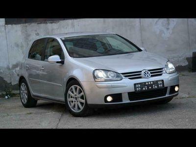 second-hand VW Golf V 4 Motion 4x4 6 Trepte - an 2005, 1.9 Tdi (Diesel)