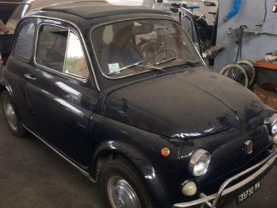 second-hand Fiat 500L an 1969,unic proprietar italian, tinuta in garaj