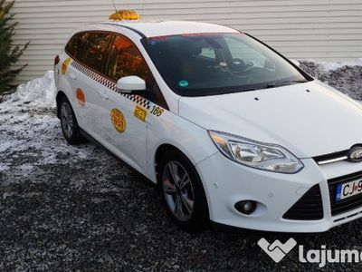 second-hand Ford Focus pt Taxi