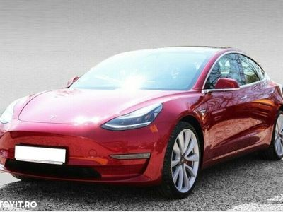 second-hand Tesla Model 3 Performance