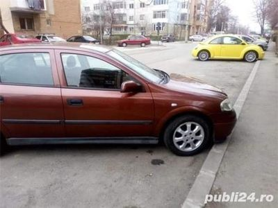 second-hand Opel Astra 2002