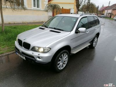 second-hand BMW X5 3.0D An 2005 Inmatriculat