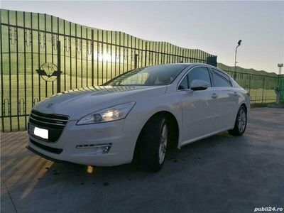 second-hand Peugeot 508 hybrid 4x4 2013 200 cp