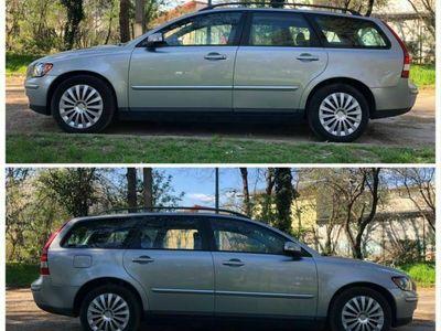second-hand Volvo V50 2.0