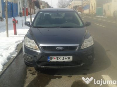 second-hand Ford Focus facelift 1.8 TDCI 2008 115 CP Diesel