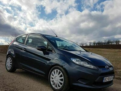 second-hand Ford Fiesta 1.6 econetic