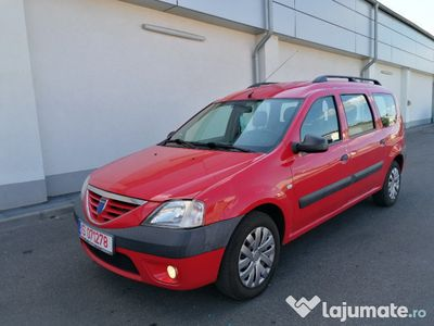 second-hand Dacia Logan MCV 1.6 16V Benzina LAUREATE 2009 Klima Import Germania