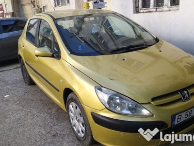 second-hand Peugeot 307 motor 2.0hdi din 04