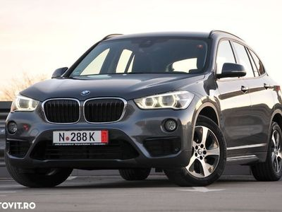 second-hand BMW X1 xDrive25d