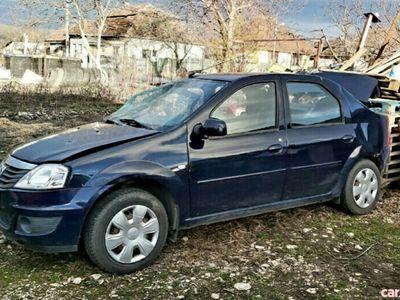 second-hand Dacia Logan Avariat 1.4Mpi 2012 60.000 Km
