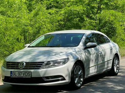second-hand VW CC 2015
