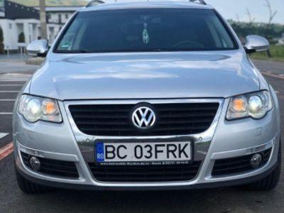 second-hand VW Passat 2.0 TDI Comfortline