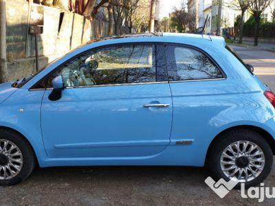 second-hand Fiat 500 Lounge, 2016, 8000km, automat