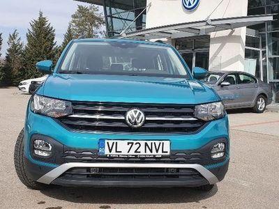 second-hand VW T-Cross -