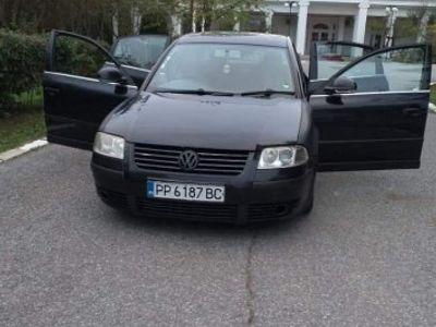 second-hand VW Passat 1.9 tdi 2004