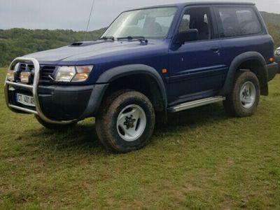 second-hand Nissan Patrol
