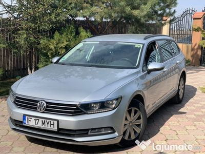 second-hand VW Passat B8 2.0 TDI 150 cp