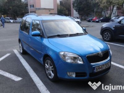 second-hand Skoda Roomster 1,4 tdi