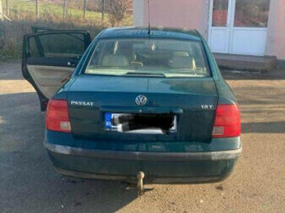 second-hand VW Passat 1.8T