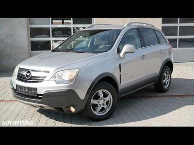 second-hand Opel Antara 4x4 - an 2008 luna 11, 2.0 Cdti (Diesel)