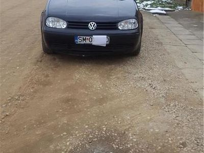 second-hand VW Golf IV
