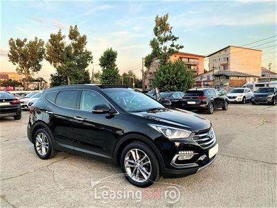 second-hand Hyundai Santa Fe din 2017