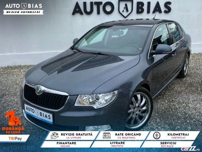 second-hand Skoda Superb 1.8 TSI Elegance