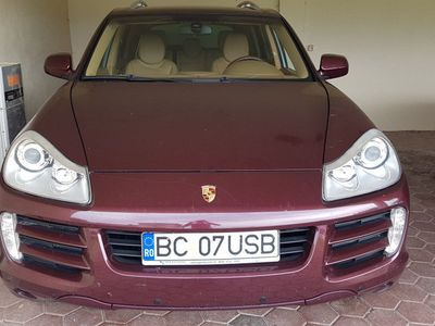 second-hand Porsche Cayenne 2008 3.5 benzina ,ca nou 285 Cp