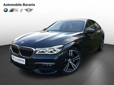 second-hand BMW 740 d xDrive M Sport Edition