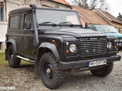 second-hand Land Rover Defender 90
