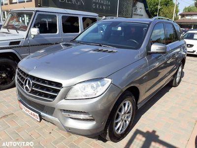second-hand Mercedes ML250 ML