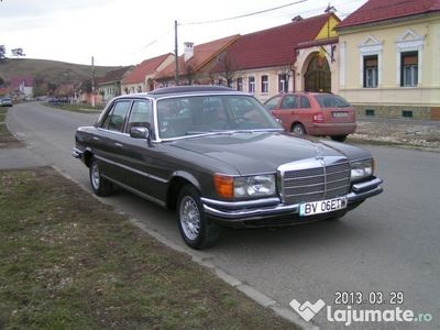 second-hand Mercedes S280 Vehicul istoric