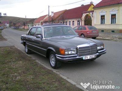 second-hand Mercedes S280 Vehicul istoric