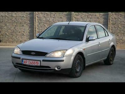 second-hand Ford Mondeo - an 2002, 2.0 Tdci (Diesel)