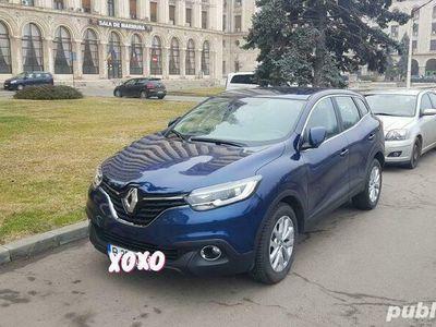second-hand Renault Kadjar 2018 automat 12500km 18250 euro