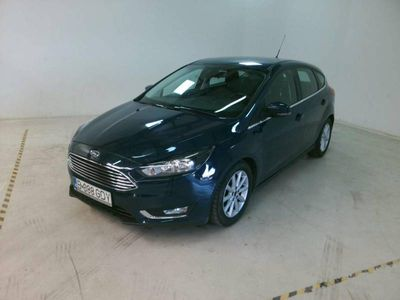 second-hand Ford Focus 2.0 TDCi ,Automatic ,Titanium