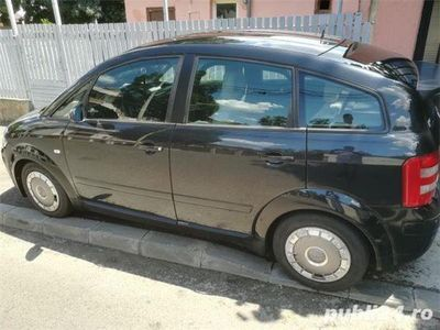 second-hand Audi A2 1,2 tdi, Chiptuning 190km/h.