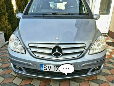 second-hand Mercedes B180