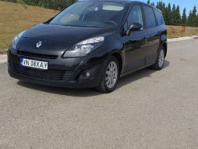 second-hand Renault Grand Scénic 1.9 dci Euro 5 An 2011 7 locuri