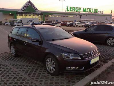 second-hand VW Passat B7, 2014, 147.000 KM