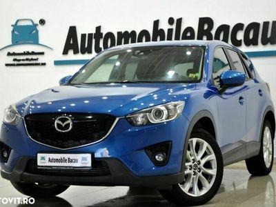 second-hand Mazda CX-5 2.2D 175 CP 4×4 2013/11 AUTOMATA EURO 6 IMPORT GE