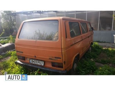 second-hand VW T3 1600