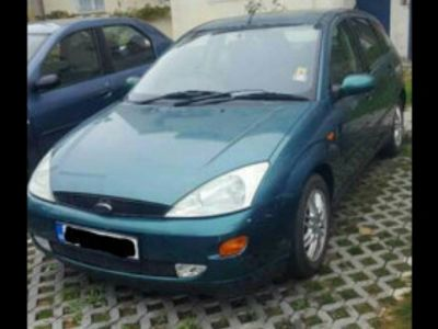 used Ford Focus înmatriculat 1.6 101cp