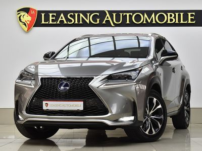 second-hand Lexus NX300h